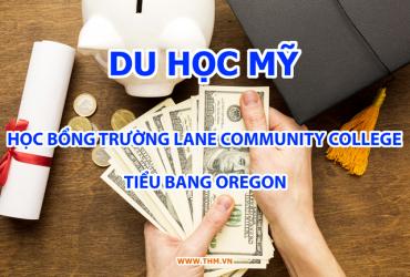 Du học Mỹ: Học bổng trường Lane Community College tại bang Oregon