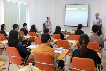 Gặp đại diện tuyển sinh trường Green River College tại TP.HCM 10/11 và Đà Nẵng 11/11/2018