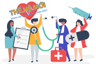 Khám sức khỏe thường niên - Thế Hệ Mới nghỉ sáng Thứ Bảy 13/03/2021