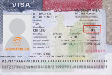 Chúc mừng chị Trần Kim Liễu đậu visa định cư Mỹ diện cha mẹ của công dân Hoa Kỳ IR5