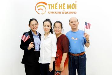 Chúc mừng chị Nguyễn Thị Kim Phượng phỏng vấn visa thành công diện bảo lãnh vợ chồng (IR1)